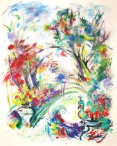Description: Paon-au-Jardin-des-Plantes Auteur: Zharaya