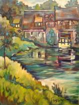Description: Le-Moulin-d-Ande_Eure Auteur: Zharaya