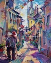Description: Un Peintre à La Bouille Auteur: Zharaya Eugéniya