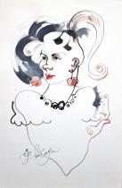 Description: Boucles-d-oreilles-rouges-fantaisie Auteur: ZHARAYA