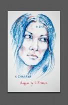 Description: Anggun Auteur: by Zharaya for Quasar-Studio
