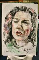 Description: Portrait-a-Espace_du_Palais_Rouen Auteur: Zharaya