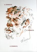Description: Barbu-roux-Barbisous Auteur: Eugeniya-ZHARAYA