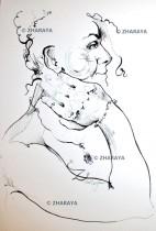 Description: Medaillon Auteur: Eugenia-ZHARAYA