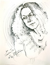 Description: Sandrine-Turquier_portrait Auteur: Zharaya