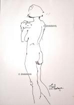 Description: Taille-fine Auteur: Genia-Zharaya