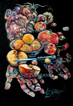 Description: Parfums fruites / Fruity Flavors Auteur: Eugéniya ZHARAYA