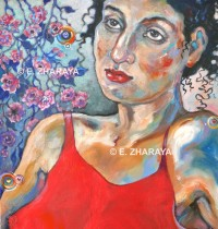Description: Rosalinde Auteur: Eugéniya ZHARAYA