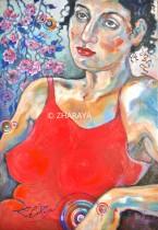 Description: Rosalinde Auteur: Eugeniya ZHARAYA